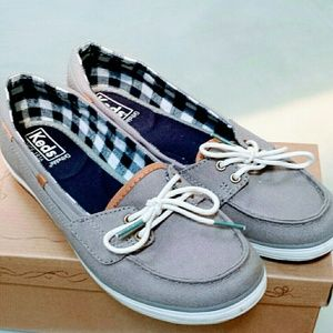 Keds loafer shoe's  women's size 8
